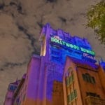 Tower of terror bar no more