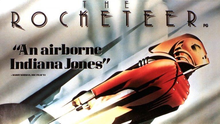 New Rocketeer Movie Coming