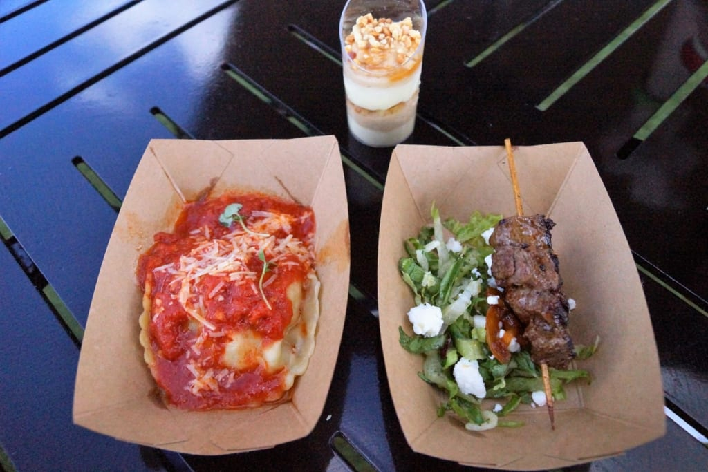 THE CHEW Collective Review: 2016 Epcot Food and Wine Festival
