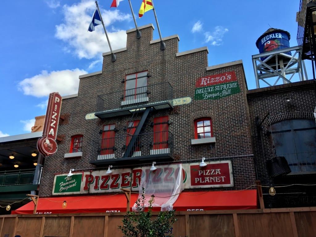 PizzeRizzo to Open November 18 in Disney's Hollywood Studios