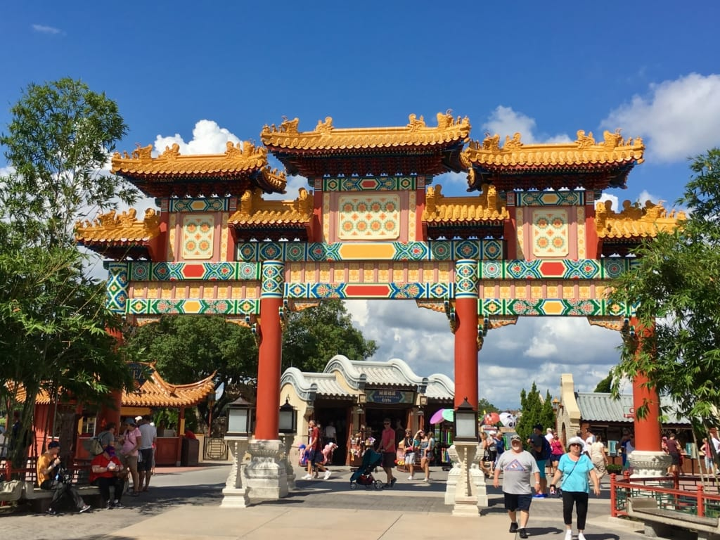 New Film Coming to China Pavilion in Epcot