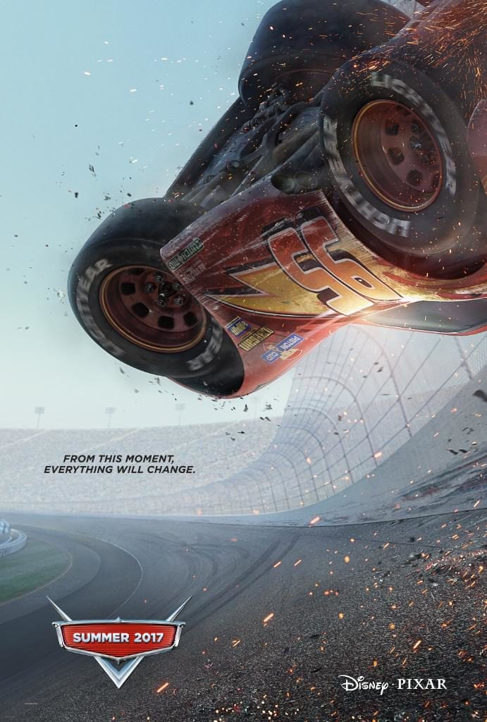 New Cars 3 Poster Released