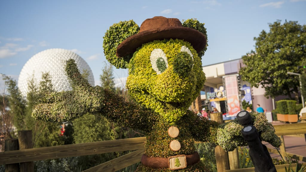 2017 Epcot Flower and Garden Festival Plans and Info