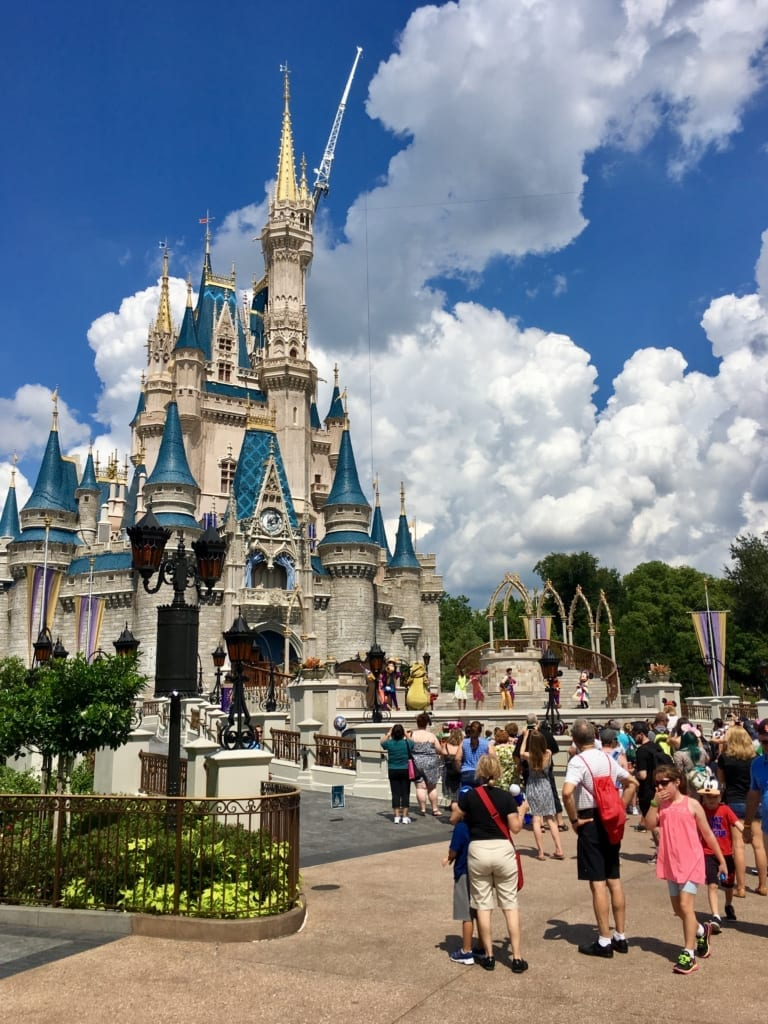 Additional Magic Kingdom Security Checkpoints Coming as of April