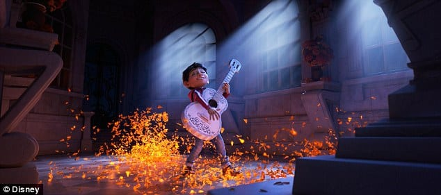 First Look at Coco: Pixar's Next Film