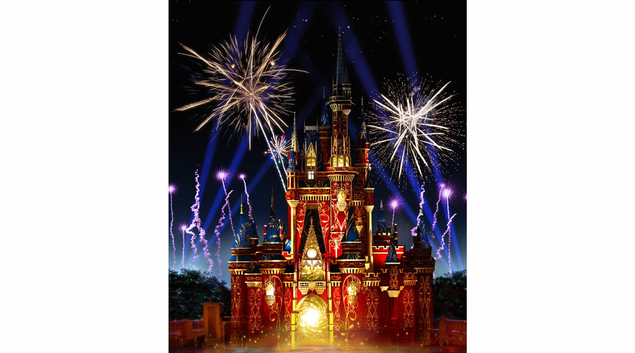 New Nighttime Spectacular Happily Ever After Replacing