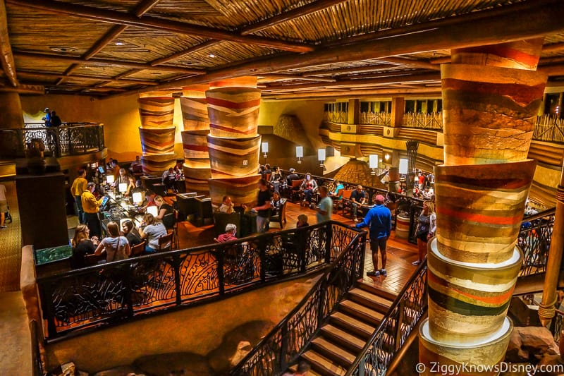 Best Places to Watch Super Bowl in Walt Disney World Lounges