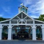Disney's Beach Club entrance