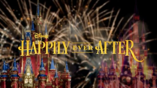 Making of 'Happily Ever After' Nighttime Spectacular in the Magic Kingdom