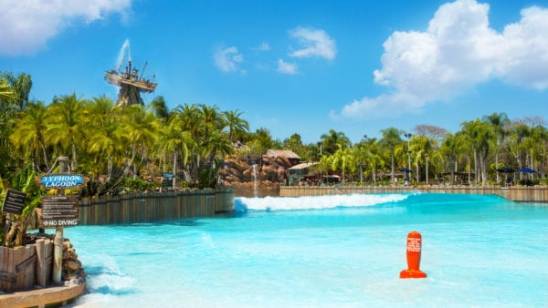 Disney Testing Virtual Queues at Blizzard Beach and Typhoon Lagoon