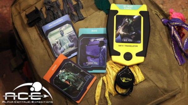 Na'vi Translator Device Coming to Pandora: The World of Avatar