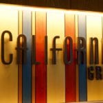 California Grill Entrance Sign