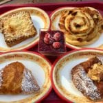 Les Halles Boulangerie Patisserie Review Breakfast