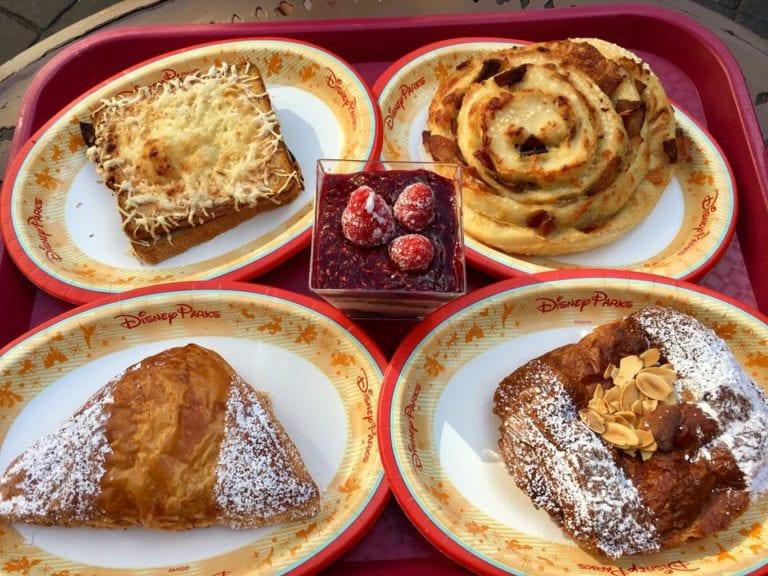 Les Halles Boulangerie Patisserie Review Breakfast