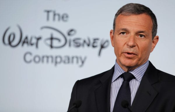 Bob Iger Gets Big Salary Raise to $65 6 million in 2018