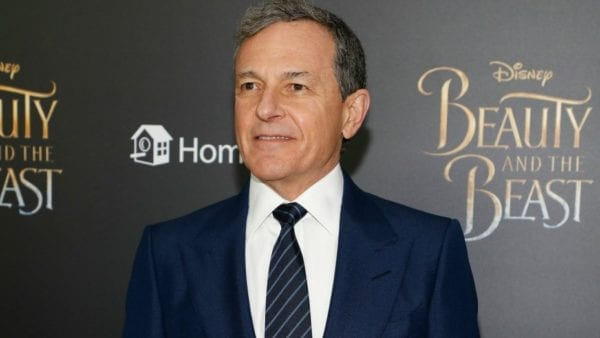Bob Iger talks about Disney World reopening