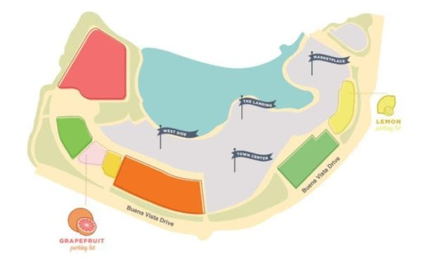 Disney Springs Preferred Parking Coming This Month