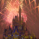 Happily Ever After Fireworks Rehearsal