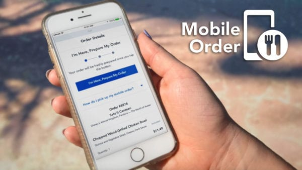 Mobile Order new features