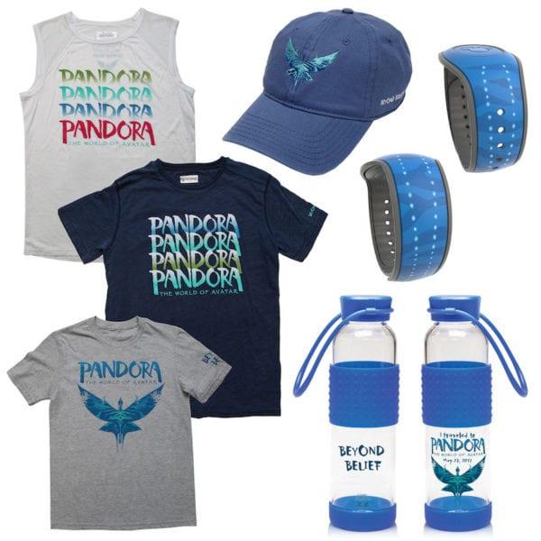 Commemorative Pandora The World of Avatar Merchandise