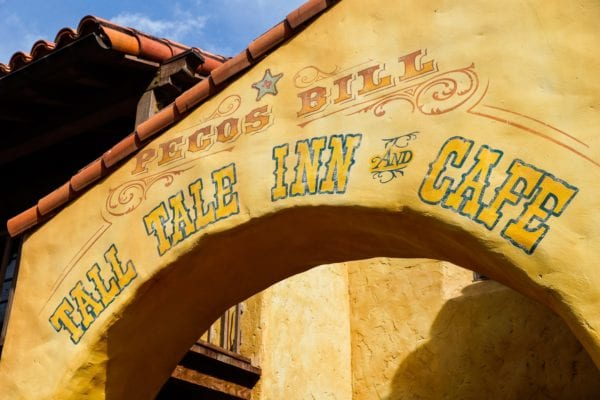 Disney's Mobile Order Service Coming to Pecos Bill Tall Tale Inn and Pinocchio Village Haus