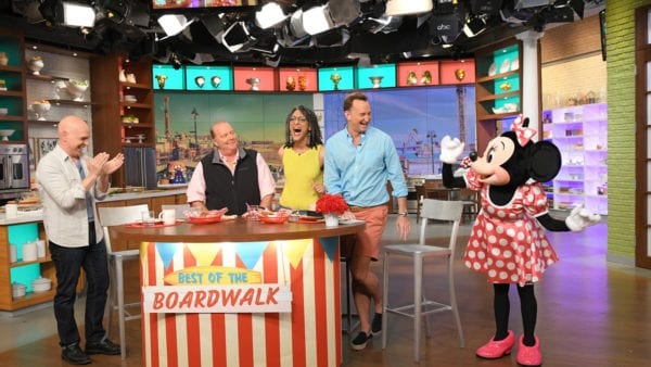 ABC's The Chew Returning for 2017 Epcot Food and Wine Festival