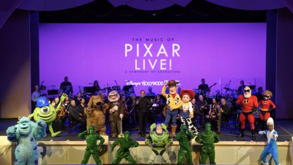 Watch the Replay of The Music of Pixar Live!