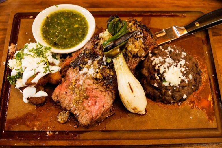 Frontera Cocina Review Carne Asada
