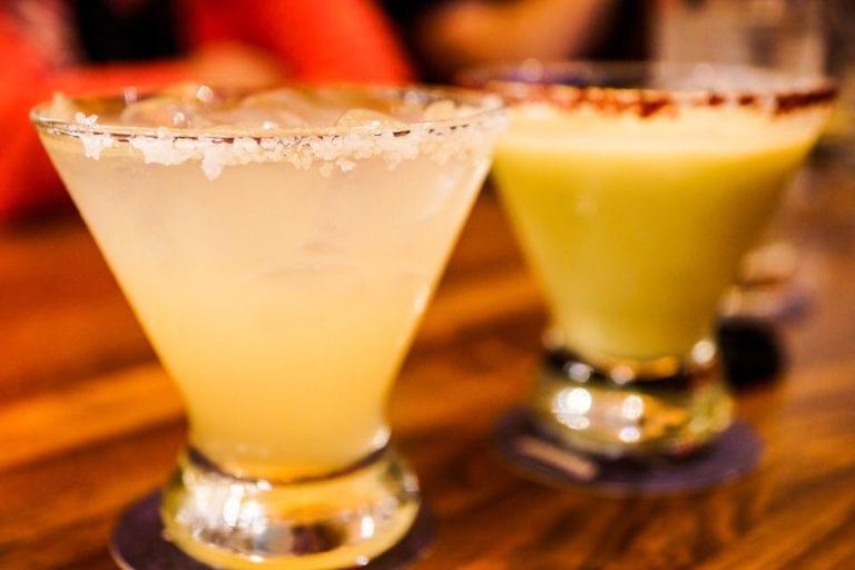 Frontera Cocina Review Margaritas