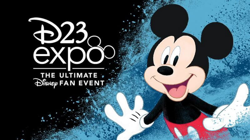 Disney D23 Expo Logo