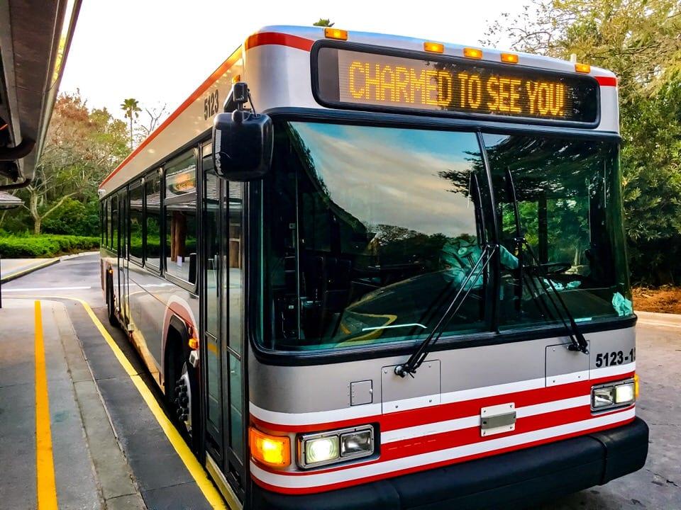 Disney World Express Transportation Ending August Ziggy Knows Disney