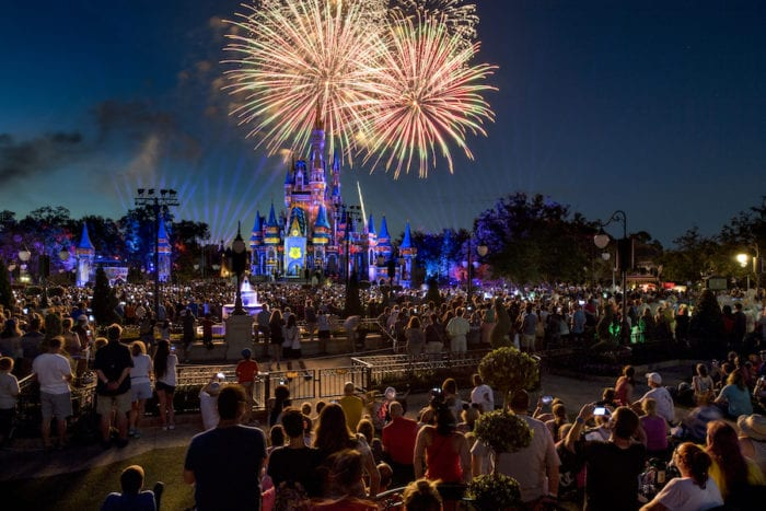 New After Fireworks Dessert Party Coming to Disney's Magic Kingdom