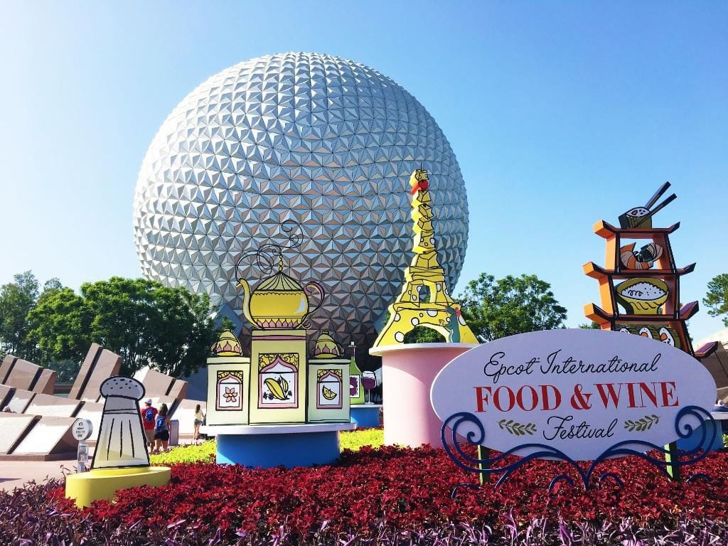 Food And Wine Festival Dates Epcot
