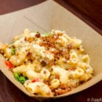 Active Eats Review: 2017 Epcot Food and Wine Festival Loaded Mac 'n' Cheese