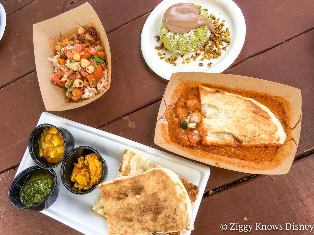 Best New Items From The 2017 Epcot Food And Wine Festival Ziggy