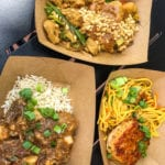 Thailand Review 2017 Epcot Food and Wine Festival all the food at Thailand