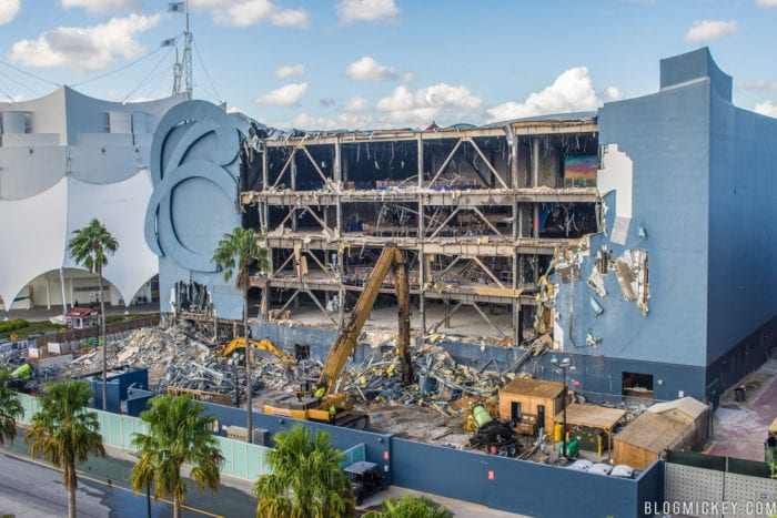 DisneyQuest Demolition in Full Force