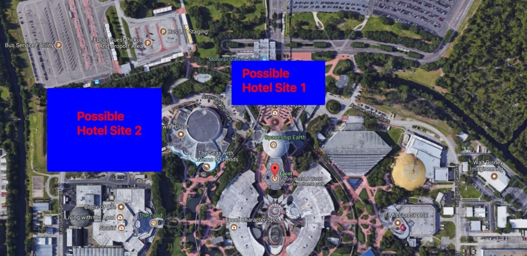 RUMOR: Is Disney Planning a New Epcot Resort? | Ziggy Knows Disney