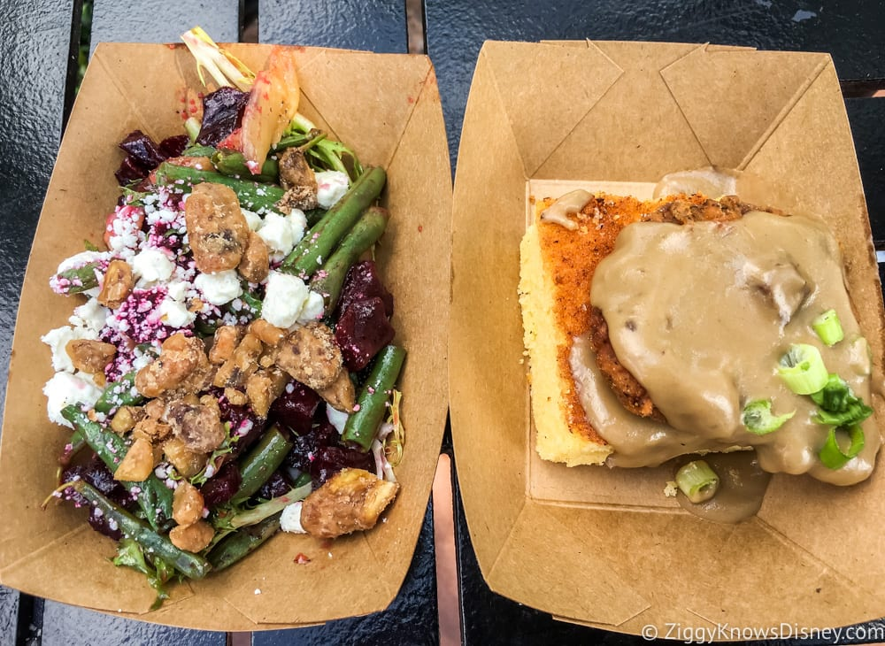 Review Farm Fresh 2017 Epcot Food And Wine Festival Ziggy Knows