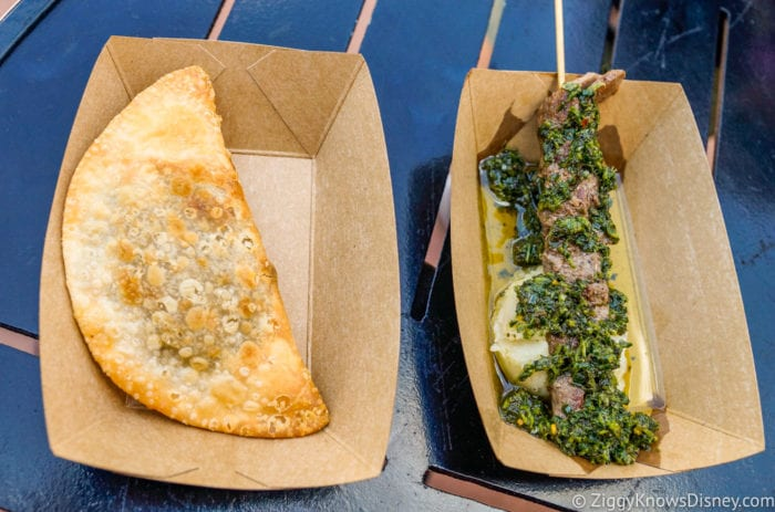 REVIEW: Patagonia – 2017 Epcot Food and Wine Festival