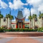 Hurricane Irma in Walt Disney World Chinese Theater Hollywood Studios