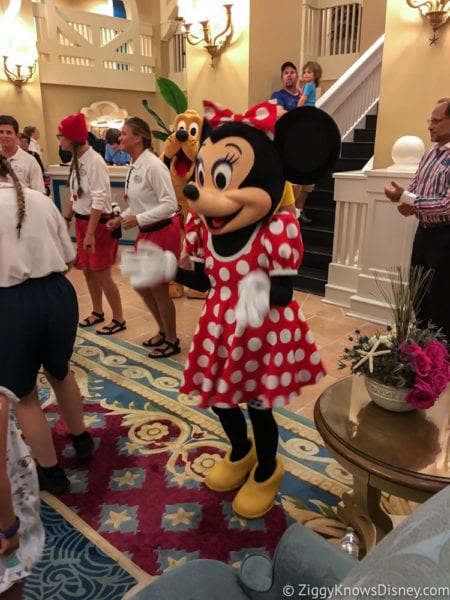 Disney Characters coming to Disney World Resort Hotels