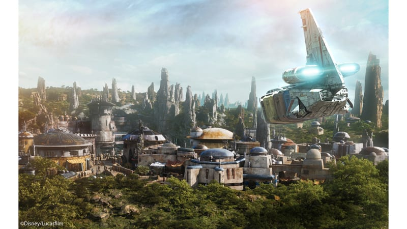 Batuu the Official Name for Star Wars Galaxy's Edge