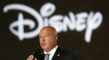 Bob Chapek Disney CEO