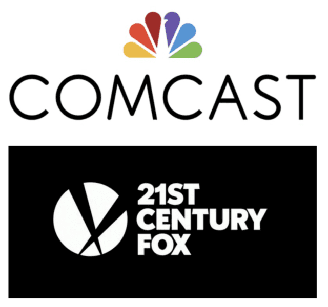 Comcast Interested in Buying 21st Century Fox logo