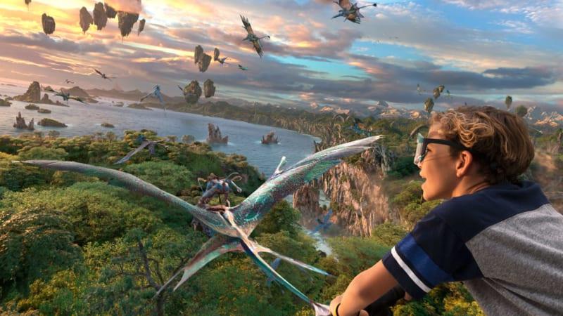 New Disney Parks Attractions Win TEA Awards