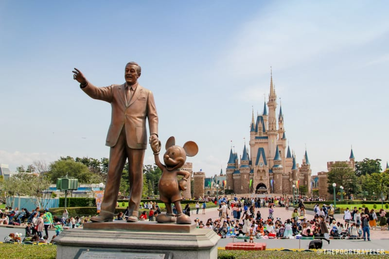 Tokyo Disneyland Planning a New $2.7 Billion Expansion