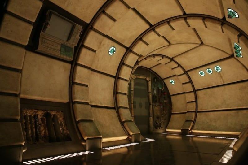 New Details Millennium Falcon Ride Star Wars Galaxy's Edge inside