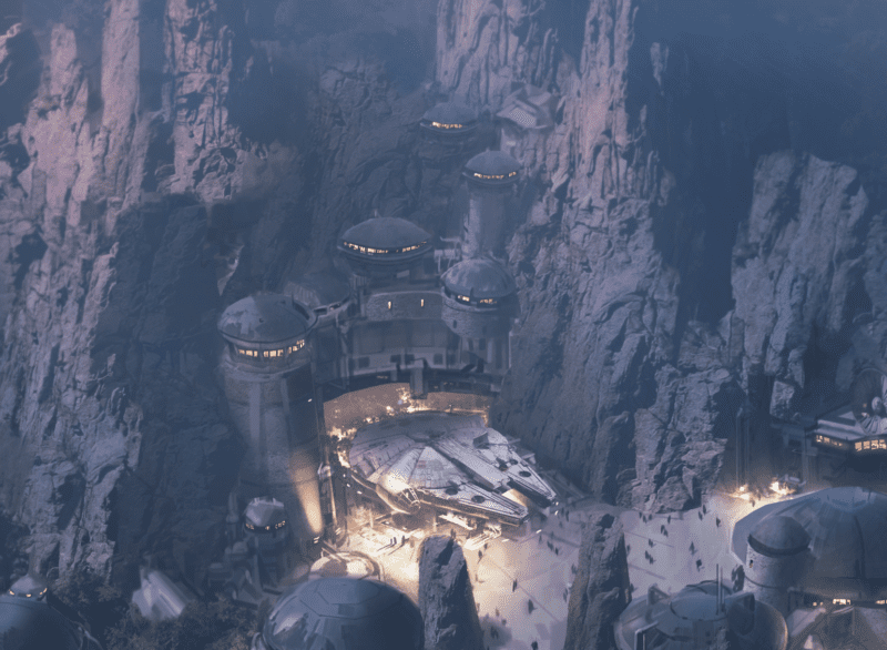Star Wars Galaxy's Edge Attractions Could Have 6+ Hour Wait Times Millennium Falcon