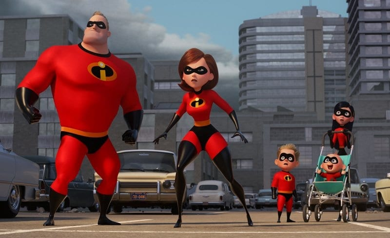 Incredibles 2 Breaks Box Office Records in First Weekend